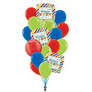 Happy Birthday Large Balloon Bouquet
