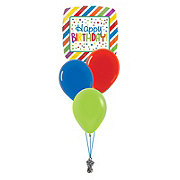 Happy Birthday Petite Balloon Bouquet