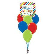 Happy Birthday Small Balloon Bouquet