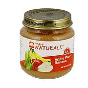 Happy Naturals 2nd Foods Apple Pear Banana
