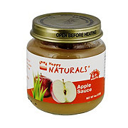 Happy Naturals 2nd Foods Applesauce