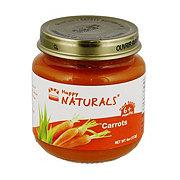 Happy Naturals 2nd Foods Carrots