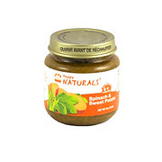 Happy Naturals 2nd Foods Spinach Sweet Potato