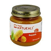 Happy Naturals 2nd Foods Squash