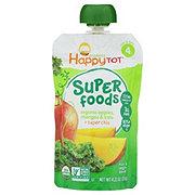 Happy Tot Organics Superfoods Kale Apple Mango