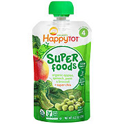 Happy Tot Superfoods Apples, Spinach, Peas & Broccoli