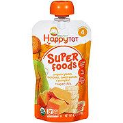 Happy Tot Superfoods Pears, Bananas, Sweet Potato & Pumpkin