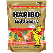 Haribo Gold-Bears Gummi Candy Resealable Bag
