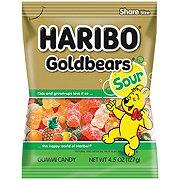 Haribo Gold-Bears Sour Gummi Bears Candy