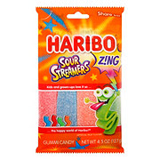 Haribo Sour Zing Streamers