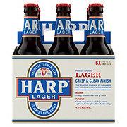 Harp Lager Beer 12 oz Bottles