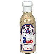 Harriet's Original Texas Ranch with Jalapeno Dressing and Dip