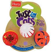 Hartz Bizzy Balls Cat Toy