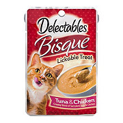 Hartz Delectables Bisque Tuna And Chicken Cat Treat