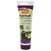 Hartz Hairball Remedy Plus For Cats and Kittens Salmon Flavor