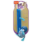 Hartz Just for Cats Gone Fishin' Assorted Colors  Cat Toy