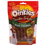 Hartz Oinkies Tender Treats with Chicken Dog Treats
