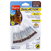 Hartz Ultra Guard Dual Action Topical Drops for Dogs