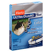 Hartz Ultra Guard Plus Flea and Tick Collar For Cats and Kittens Clean Fresh Scent
