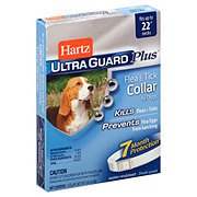 Hartz Ultra Guard Plus Flea and Tick Collar For Dogs Clean Fresh Scent