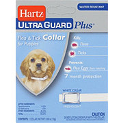 Hartz Ultra Guard Plus Flea and Tick Collar For Puppies White Fresh Scent
