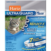Hartz Ultra Guard Plus Flea & Tick Reflective Cat Collar