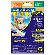 Hartz Ultra Guard Pro F&T Drops for Dogs, 5-14lbs