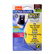 Hartz Ultra Guard Pro Flea and Tick Treatment For Dogs and 61-150 LBS