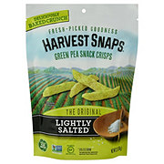Harvest Snaps Calbee Lightly Salted Baked Snapea Crisps