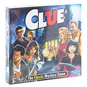 Hasbro Clue Game, 2013 Edition