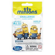 Hasbro Despicable Me Minions Challenge Card Game Blind Bag