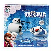 Hasbro Disney Frozen Olaf's In Trouble Game