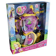 Hasbro Disney Princess Little Kingdom Rapunzel's Stylin' Tower. Select options for price. Rating is 0 stars out of 5 stars