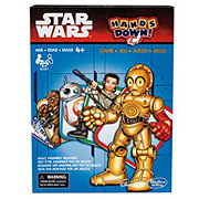 Hasbro Gaming Hands Down Star Wars Game