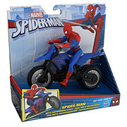 Hasbro Marvel Spider-Man Figure And Vehicle