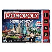 Hasbro Monopoly Here & Now