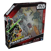 Hasbro Star Wars Hero Mashers Assorted Deluxe Figures, Characters May Vary