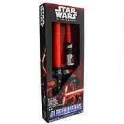 Hasbro Star Wars The Force Awakens Kylo Ren Deluxe Electronic Lightsaber