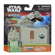 Hasbro Star Wars The Force Awakens Micro Machines Millennium Falcon RC Vehicle