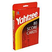 Hasbro Yahtzee Score Pads