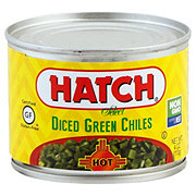 Hatch Diced Hot Green Chilies