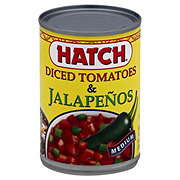 Hatch Diced Tomatoes and Jalapenos Medium