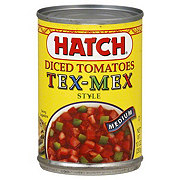 Hatch Diced Tomatoes Tex-Mex Style Medium