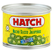 Hatch Nacho Sliced Jalapenos