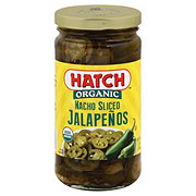 Hatch Organic Nacho Sliced Jalapenos