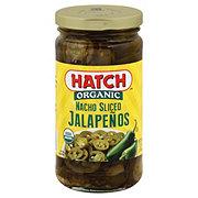 Hatch Organic Nacho Sliced Jalapenos