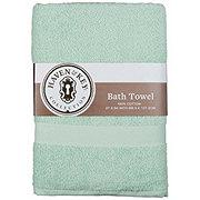 Haven & Key Bath Towel Blue