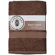 Haven & Key Bath Towel Gray