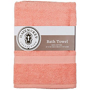 Haven & Key Bath Towel Pink