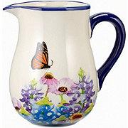 Haven & Key Bluebonnet Ceramic Creamer